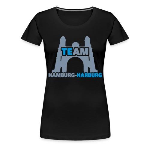 teamkleiner - Frauen Premium T-Shirt