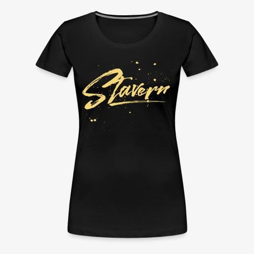 Stavern - Premium T-skjorte for kvinner