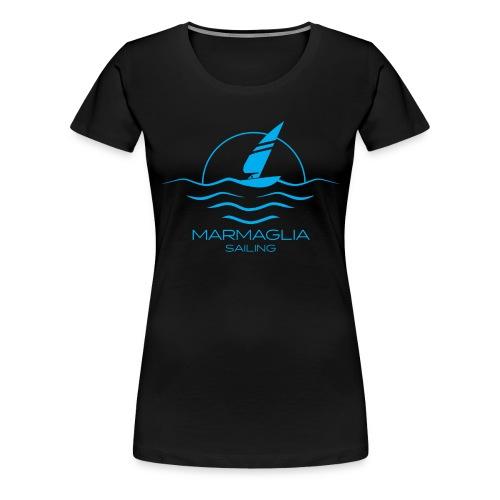 Marmaglia Basic Logo - Maglietta Premium da donna