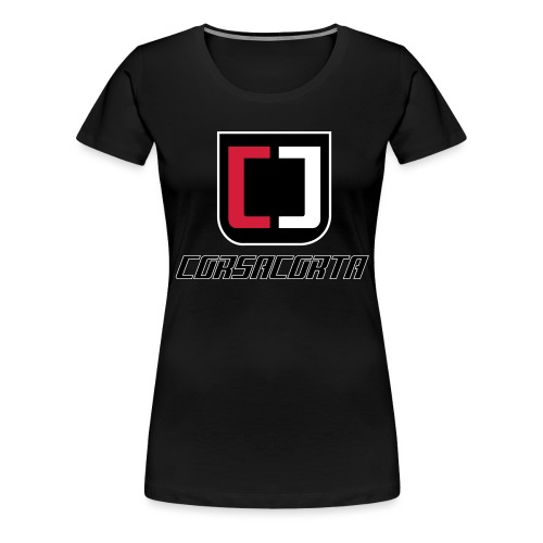 Cover Smartphone - Corsacorta - Maglietta Premium da donna
