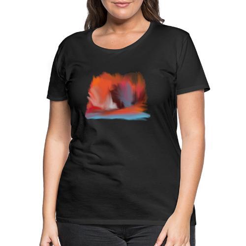 Explosion - Premium-T-shirt dam