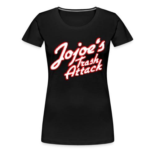JojoesTrashAttack - Frauen Premium T-Shirt