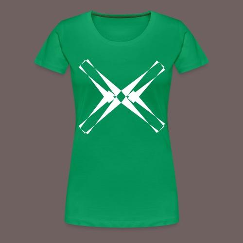 GBIGBO - Rock Metal - Rotor 01 - T-shirt Premium Femme