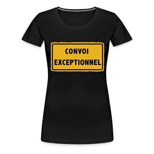 Convoi Exceptionnel - Frauen Premium T-Shirt