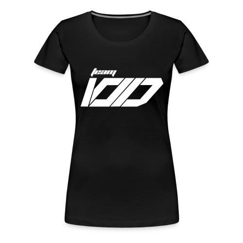 Pullover | Team Void mit eig. Namen (bitte ändern - Frauen Premium T-Shirt