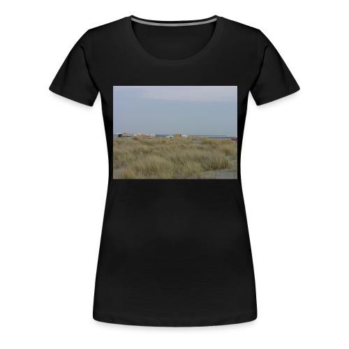Urlaub am Meer - Frauen Premium T-Shirt