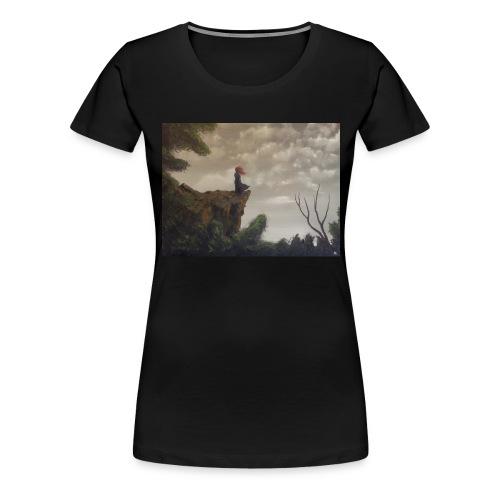 Nostalgie - Frauen Premium T-Shirt