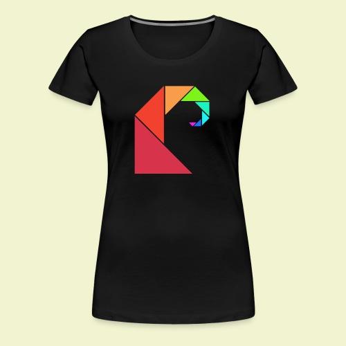 swell rainbow - Vrouwen Premium T-shirt