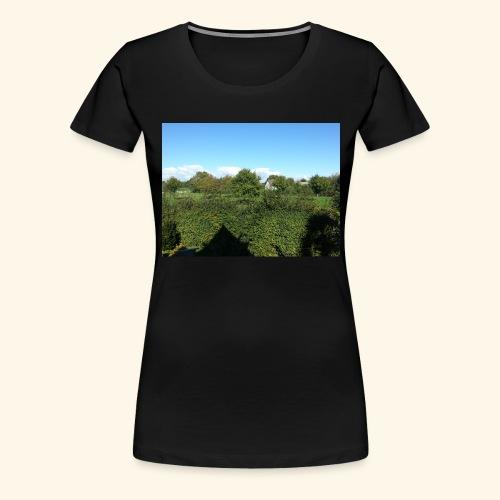 Jolie temps ensoleillé - T-shirt Premium Femme