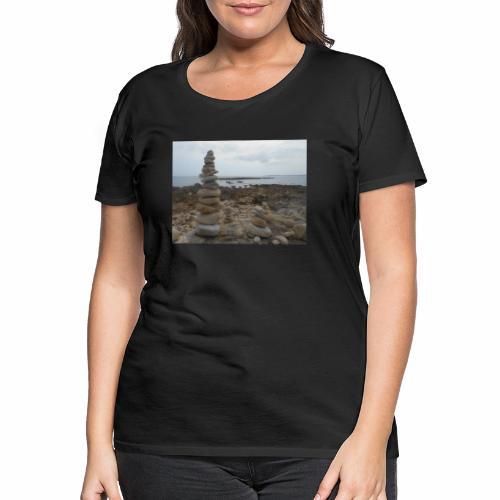BZH is Zen ... - T-shirt Premium Femme