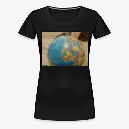 The Slag storre - Women's Premium T-Shirt
