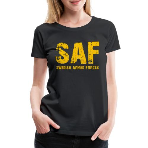 SAF GOLD - Premium-T-shirt dam