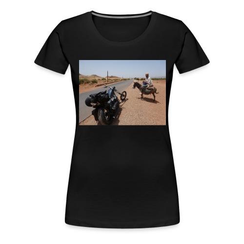 UN MARTIEN - T-shirt Premium Femme