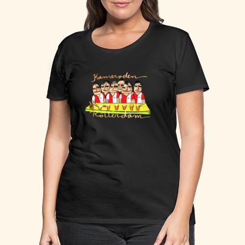 Kameraden Feyenoord - Vrouwen Premium T-shirt