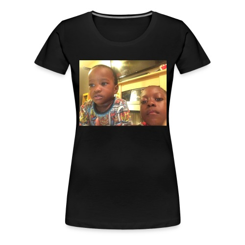 0547F8C1 9DF9 4EF3 AFC6 A23F6EA2B69B - Women's Premium T-Shirt