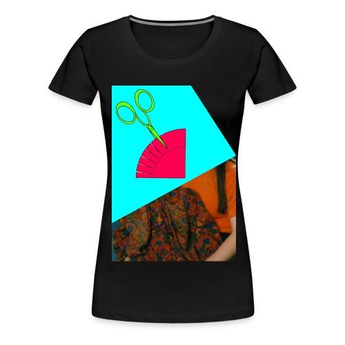Fotoalbum - Frauen Premium T-Shirt