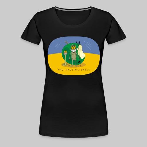 VJocys Apple - Women's Premium T-Shirt