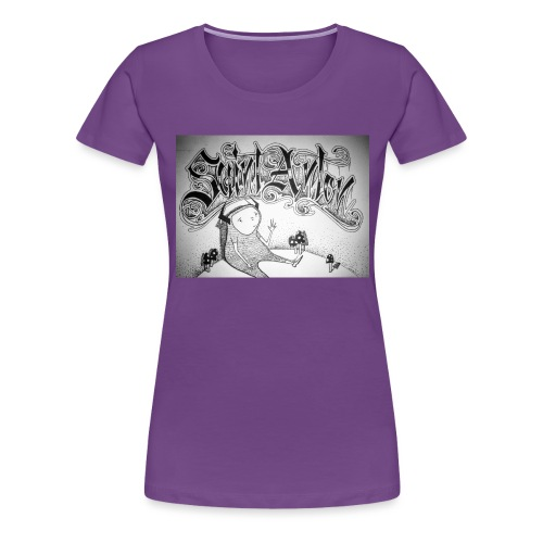 FB_IMG_1478002892093 - Maglietta Premium da donna