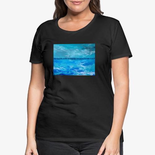 Atlantyda - Koszulka damska Premium