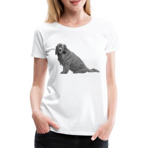 newfoundland - Dame premium T-shirt
