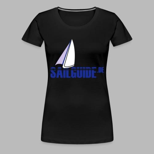 Sailguide - Frauen Premium T-Shirt