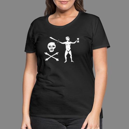 Jean Thomas Dulaien Flag - T-shirt Premium Femme