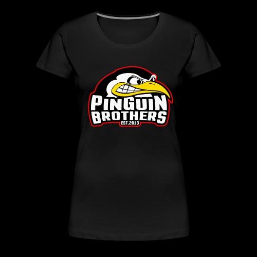Pinguin bracia Clan - Koszulka damska Premium