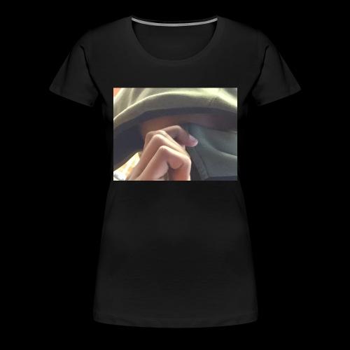 71D563FF 360D 411A BB8A DFACA9DF393D - Vrouwen Premium T-shirt