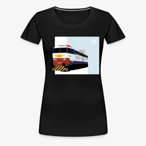 FS E 656 Caimano - Maglietta Premium da donna