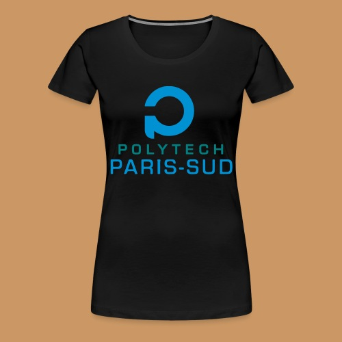 Logo Polytech triangle - T-shirt Premium Femme