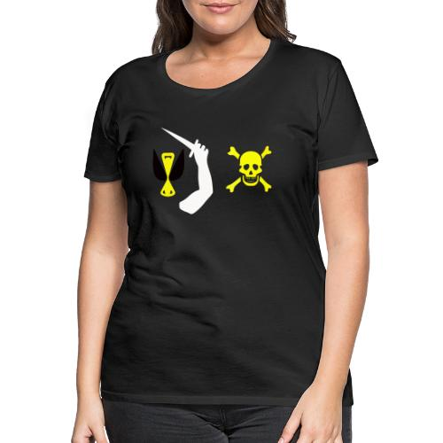 Christopher Moody Flag - T-shirt Premium Femme