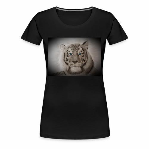 WhiteTiger - Frauen Premium T-Shirt