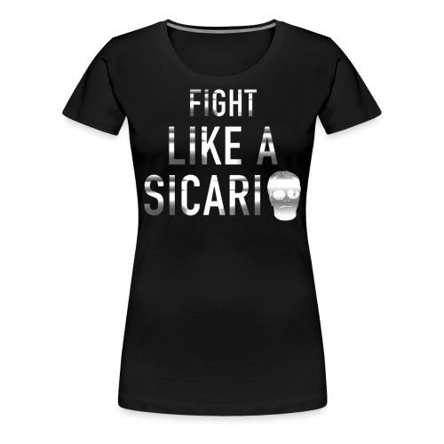 Boxer - Frauen Premium T-Shirt