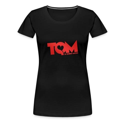 TQM canottiera - Maglietta Premium da donna