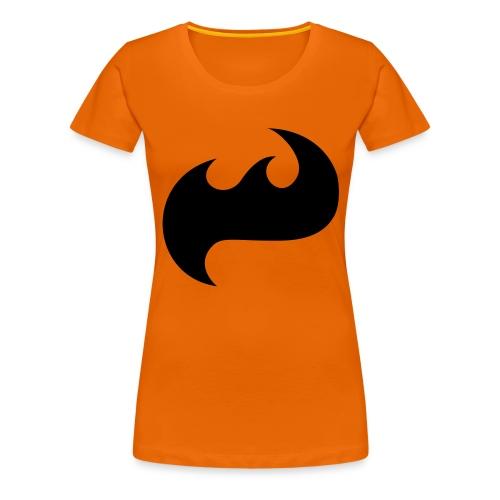 Highfish Logo - Frauen Premium T-Shirt