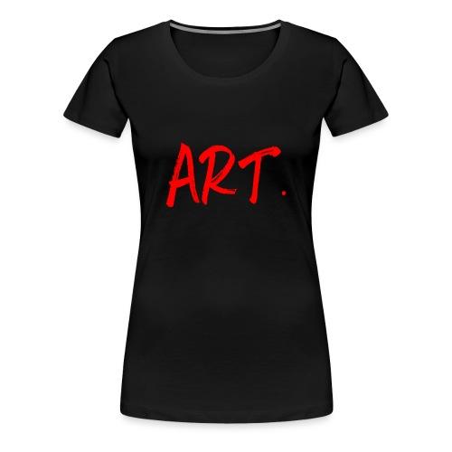 Art. - T-shirt Premium Femme