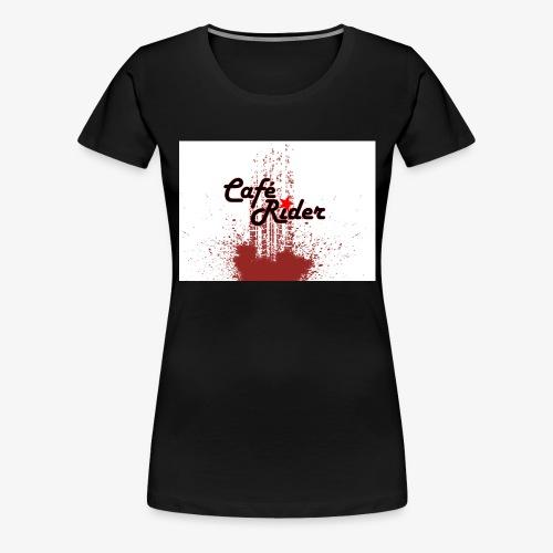 trace png - T-shirt Premium Femme