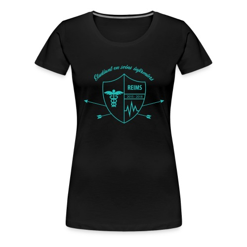 esi - T-shirt Premium Femme