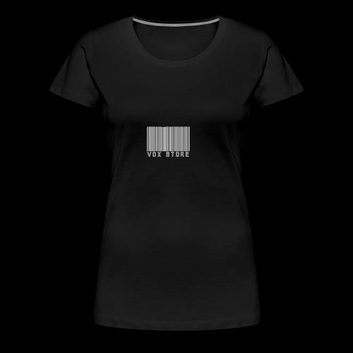 Vox' - T-shirt Premium Femme