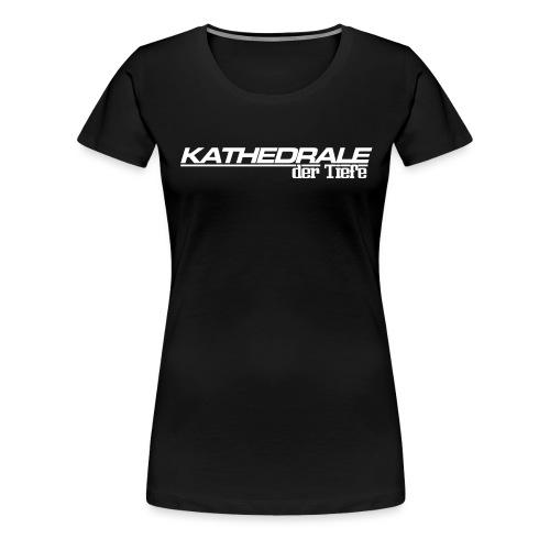 KdT Italia - Frauen Premium T-Shirt