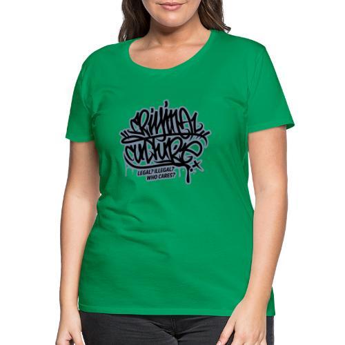 Criminal Culture - Frauen Premium T-Shirt