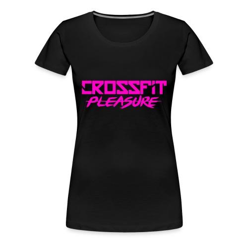 pleasure rose - T-shirt Premium Femme