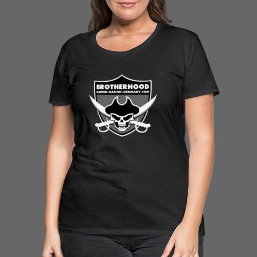 RAIDER NATION GERMANY - Frauen Premium T-Shirt