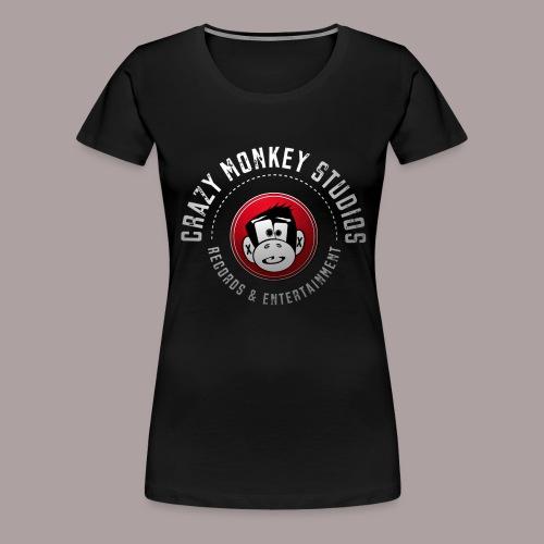 CMS Weiss Rot shirt png - Frauen Premium T-Shirt