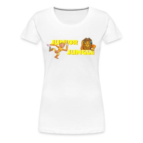 T-charax-logo - Women's Premium T-Shirt