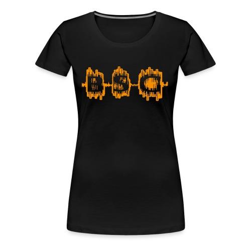 BSg swag hat - Women's Premium T-Shirt