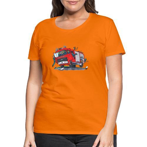 TLF 16 - Frauen Premium T-Shirt