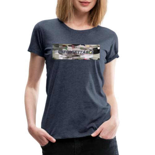 unforgettable - T-shirt Premium Femme