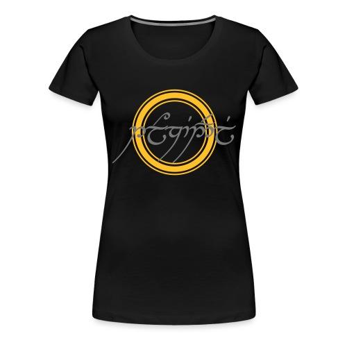 Tolkiendil Cercle 2 - T-shirt Premium Femme
