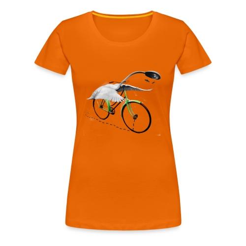 Ninho Bycicle - Maglietta Premium da donna